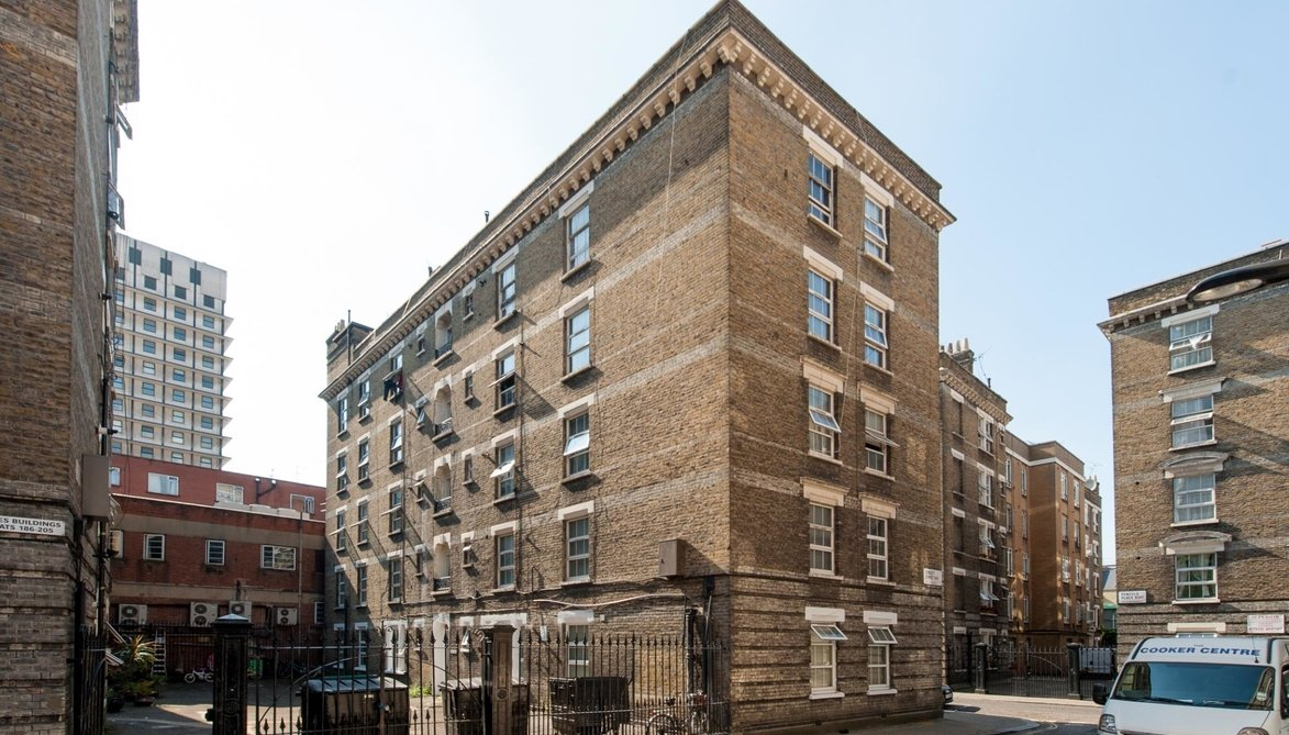 Flat Sold In Miles Buildings Penfold Place London Nw1